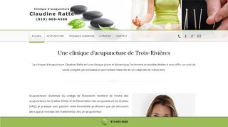 Analyse de acupuncture-sante.ca